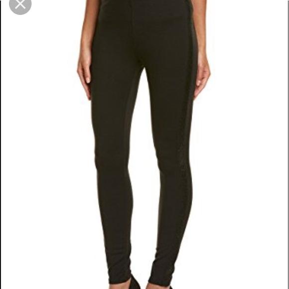 88ced08de984d HUE Pants | Xs Ponte Leggingsspandex Black Nwt | Poshmark
